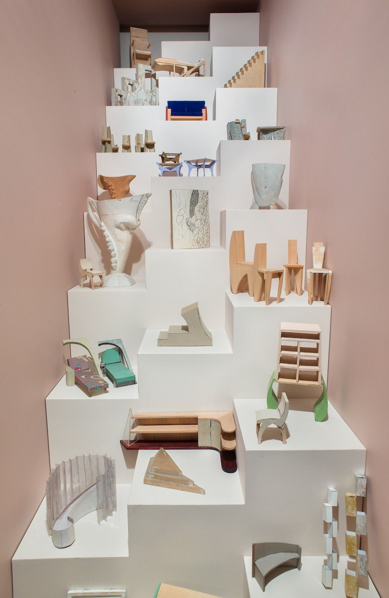 //Marc Camille Chaimowicz //2018 //Exhibition Design
