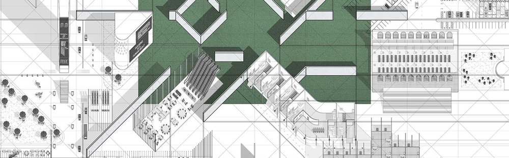 //Exhibition Design for a Museum //2018 //Exhibition Design
