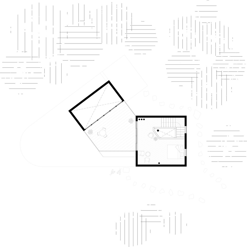//Plan of Second Floor