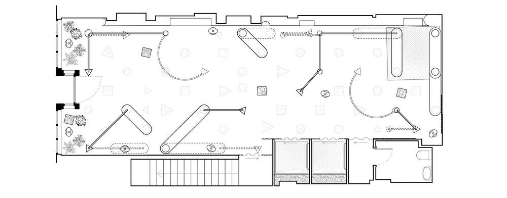 //Plan of Ground Floor