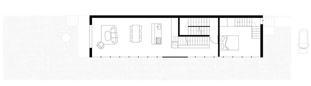 //Plan of Third Floor //Unit 2 & 3