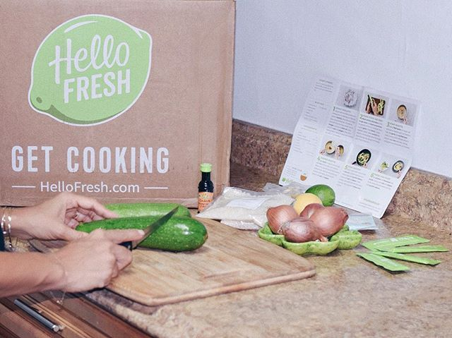 my passion for cooking is my happiness and even more when I cook fun, easy to make, and delicious recipes via @hellofresh. You guys need to try it, it will change the way you feel about cooking. P.S: Use GOLDENJOURNAL to get up to 50% off your first week #linkinbio #hellofreshpics #freshfriends #getcooking
