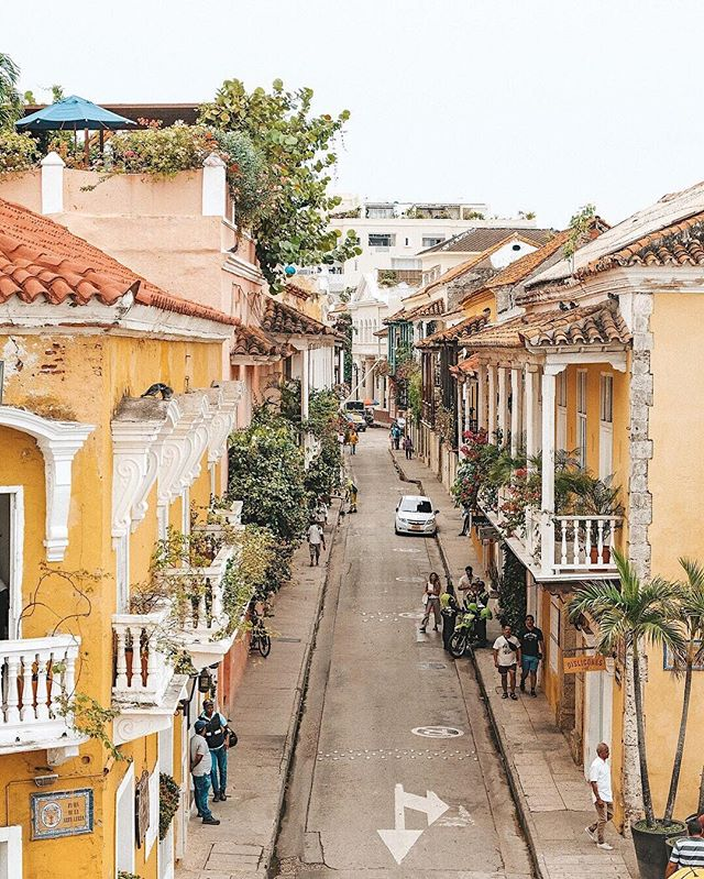 Scenes from Cartagena