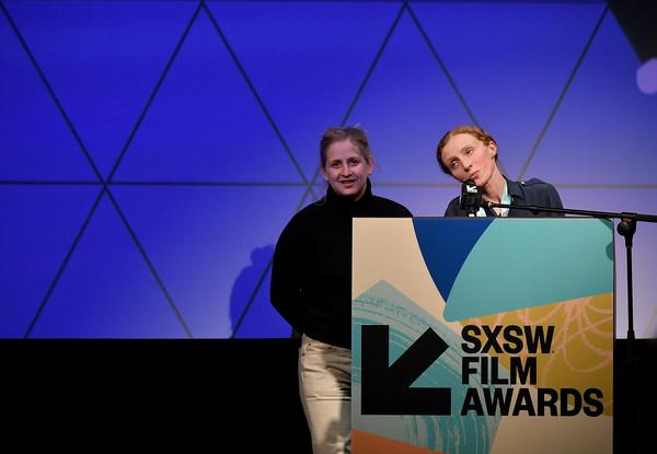 Jenny at Podium SXSW - Sarah+Winshall+SXSW+Film+Awards+Show+2018+ncZ5JMIkoSRl.jpg