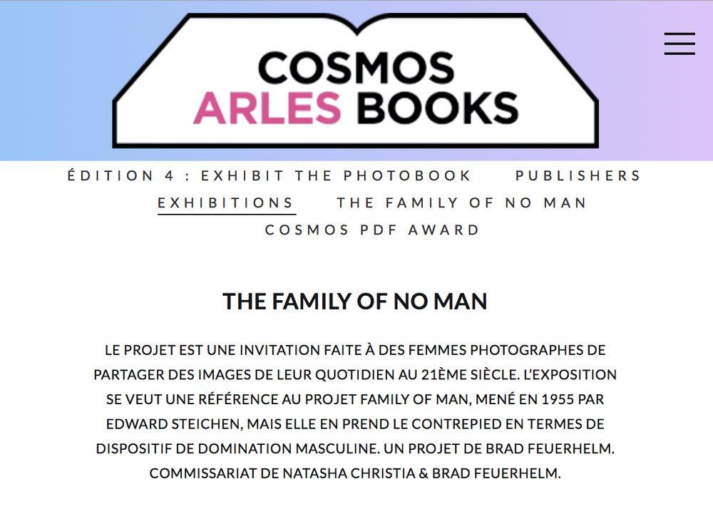 Cosmos Arles Books