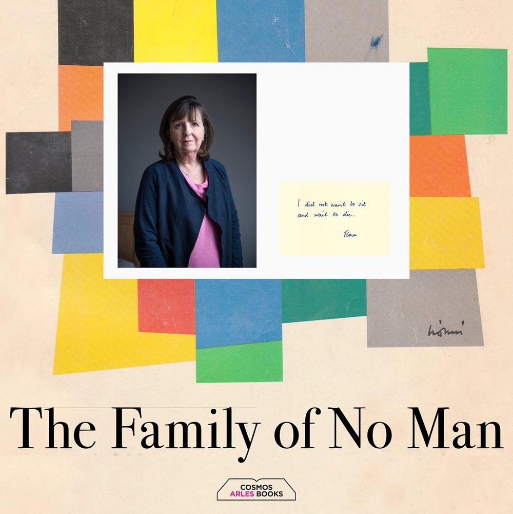 Fiona at The Family of No Man // Arles 2018
