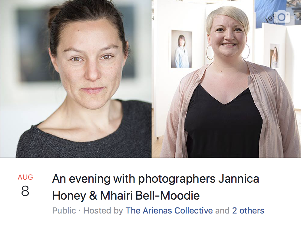 An evening with Mhairi Bell-Moodie & Jannica Honey