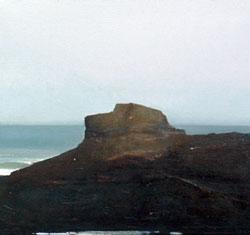 Otter Point , oil on linen