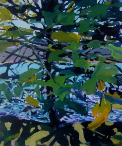 Emily Leonard Trenholm,  Lake Mood II , 2011