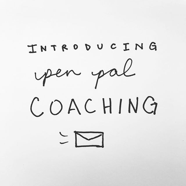 Coaching on your time, at a risk-free rate: $20/week or $75/mo. Write to ayla@boldpeopledo.com to get started!