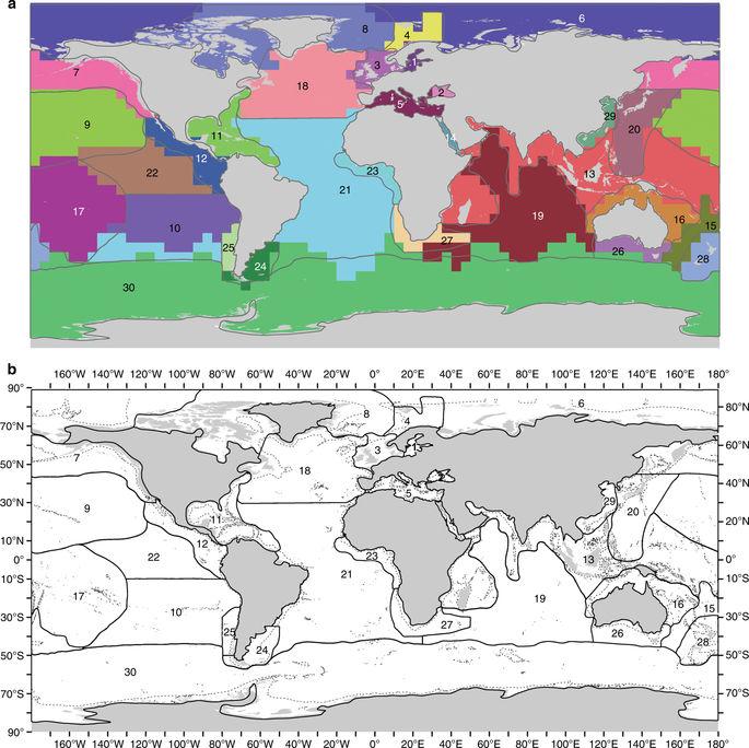 Marine Biogeography -