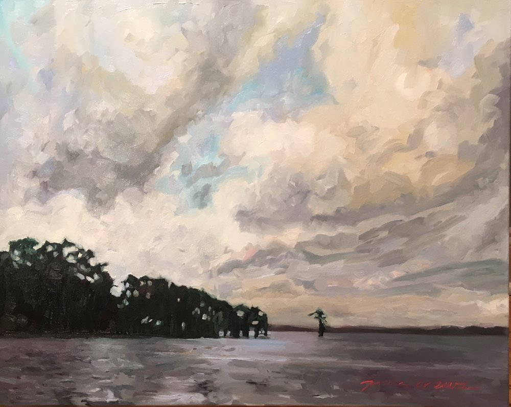 """""""Two Hours Before Rain"""" 
