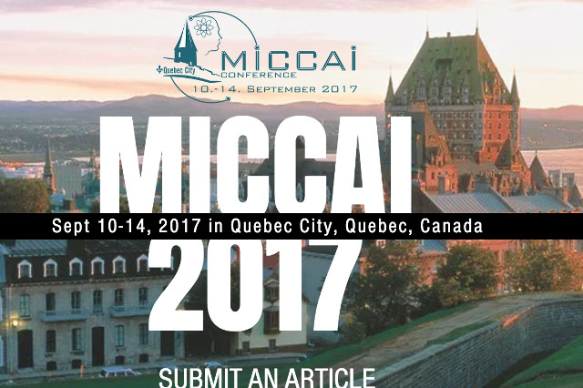 MICCAI 2017 [Feb'17] - Several submissions from the RetinAI team to MICCAI 2017. Hopefully meeting everybody in Quebec!