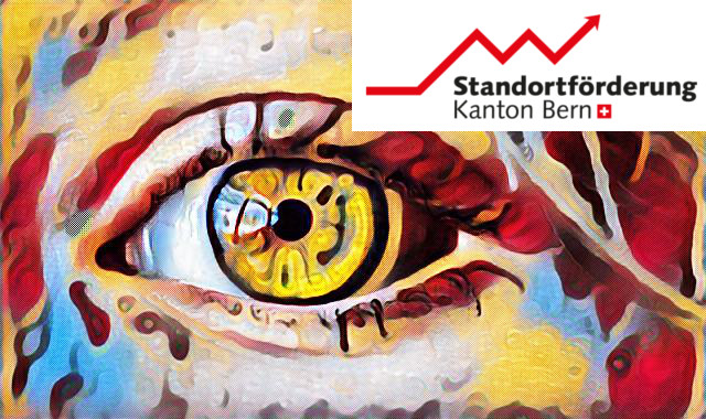 Standortförderung canton Bern [november'17] - RetinAIhas been awarded with a grant from the Standortförderung from the Canton Bern. This cash contribution will support our developments in the field of artificial intelligence in eye healthcare starting in Q1.2018!