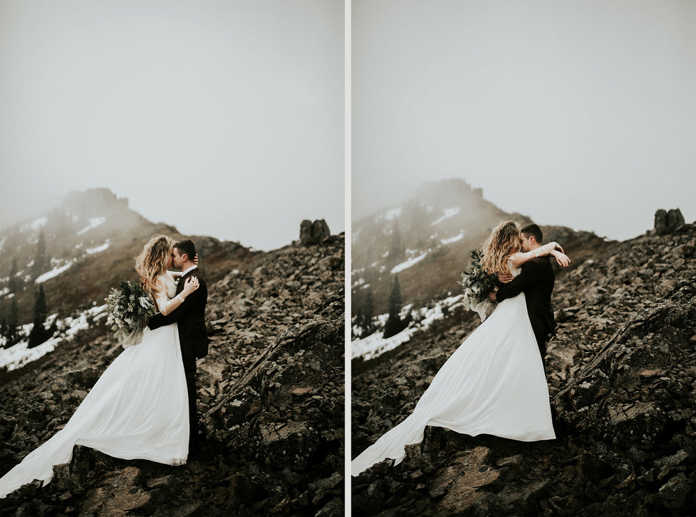 Cassandra Michelle Photography - Vancouver Washington elopement photographer