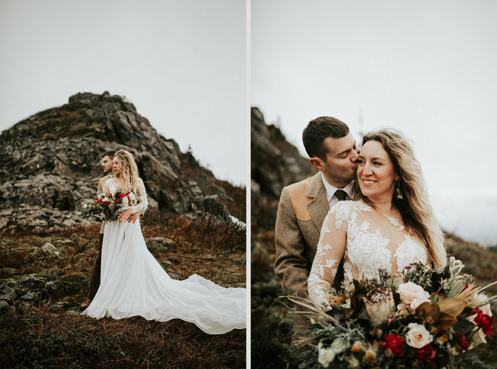 Cassandra Michelle Photography - Washington Elopement