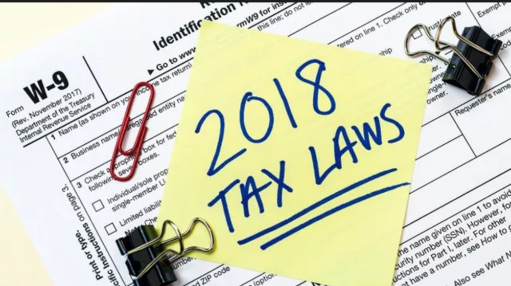 2018   Tax Cuts and Jobs Act (TCJA) -How to tweak your charitable giving