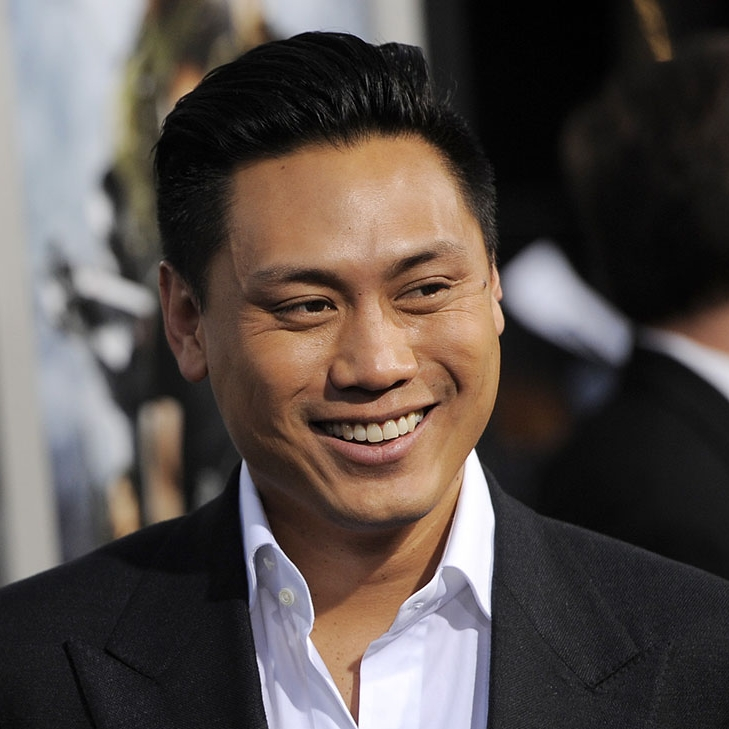 Jon M. Chu    Director, Crazy Rich Asians