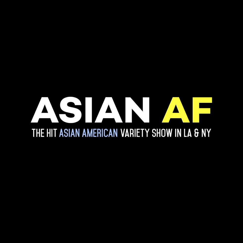 Asian AF Comedy Night Program Partner