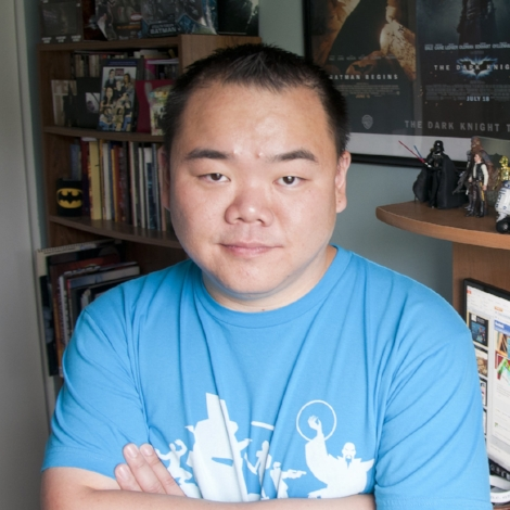 Keith Chow    Founder, Nerds of Color