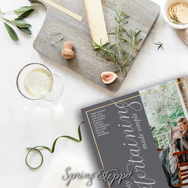 Your New Year's Eve Party, perfected (and simple, too!). Ring in 2019 with over 70 pages of recipes, drinks, flowers, diffuser recipes, party games, and more … only available for a limited time so get it while you still can!  https://springesteppe.lpages.co/holiday-entertainment-ebook/  #newyearseve #newyearsparty2018 #newyearspartydrinks #newyearsketo #holidayentertaining #newyearsentertaining