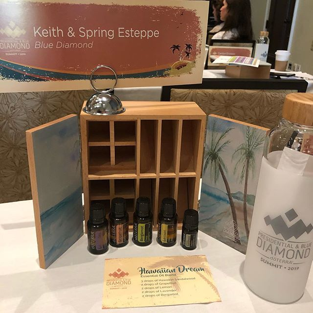 "Starting the first day of the dōTERRA Blue and Presidential Diamond Retreat. . . . I'm honored to be a part of this company. This year will be my seventh year linking arms with families all over the world to take control of their health. . . . Y'all. I'm always blown away that I get to ""do"" this as my ""job"". If you would have said to me 10 years ago that I would no longer be working as a nurse in healthcare, I would have laughed. dōTERRA has radically changed not only our health, but our finances, our marriage, our outlook in life AND the lives of thousands upon THOUSANDS of people on our team. . . . This ""job"" of ours really is life changing. . . . If you are interested in SHIFTING the direction of your life, MESSAGE ME. We are on a path to empower families and I would love to chat with you."