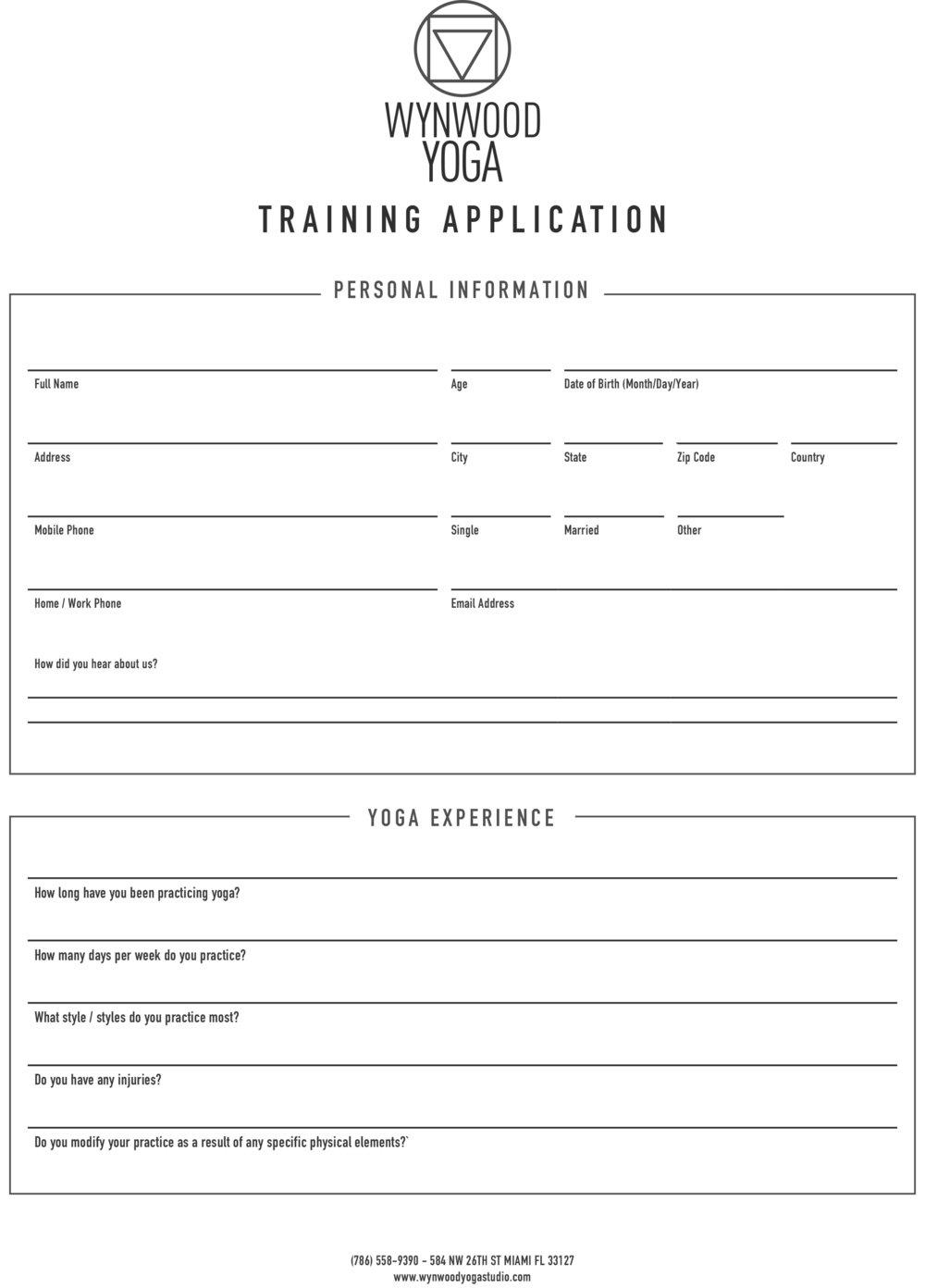 TT form 1