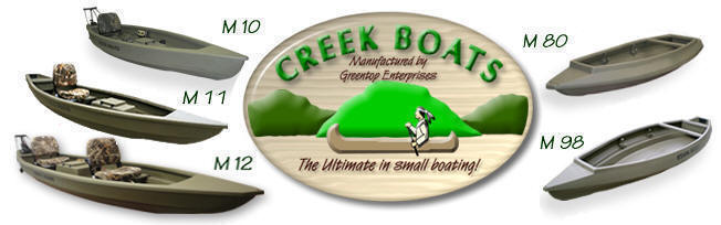 Creek Boats