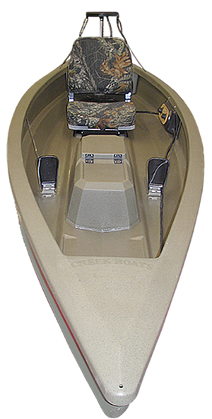 M10 Model Creek Boats