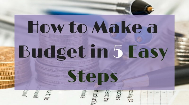 How to Create a Budget in 5 Steps