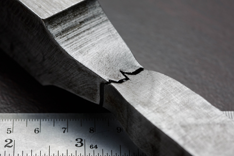 Metal Fatigue Testing 101 - Metal raw materials are often fabricated into parts or components designed to tolerate cyclical stresses throughout their service lives; This constant repeated exposure to stress can often result in deformation, cracks, or other damage to the metal over time.