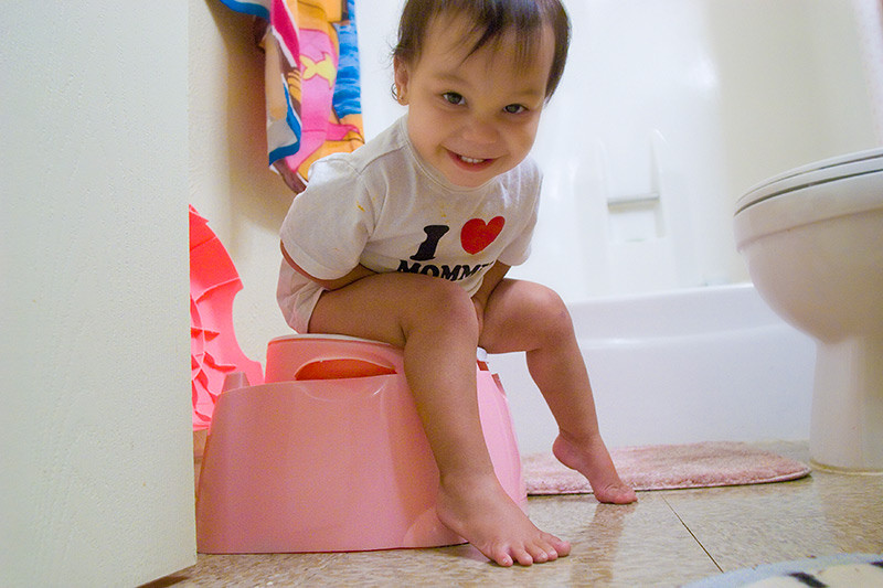 preschooler potty training