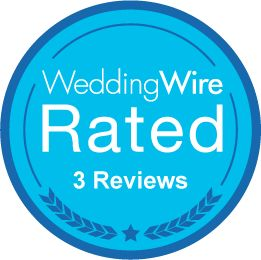 Copy of Wedding Wire Rated