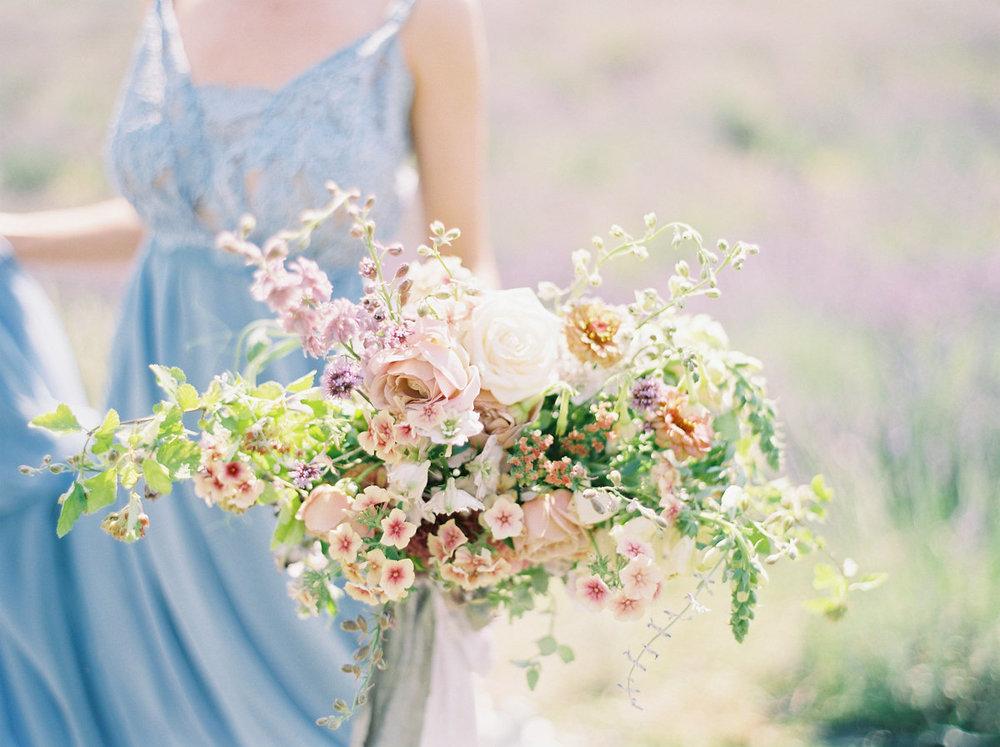 Engagement Florals
