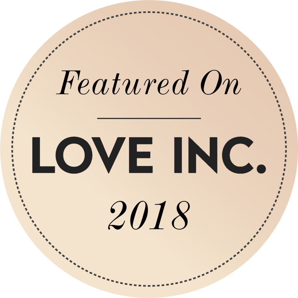 Copy of Love Inc Feature Metal and Marble