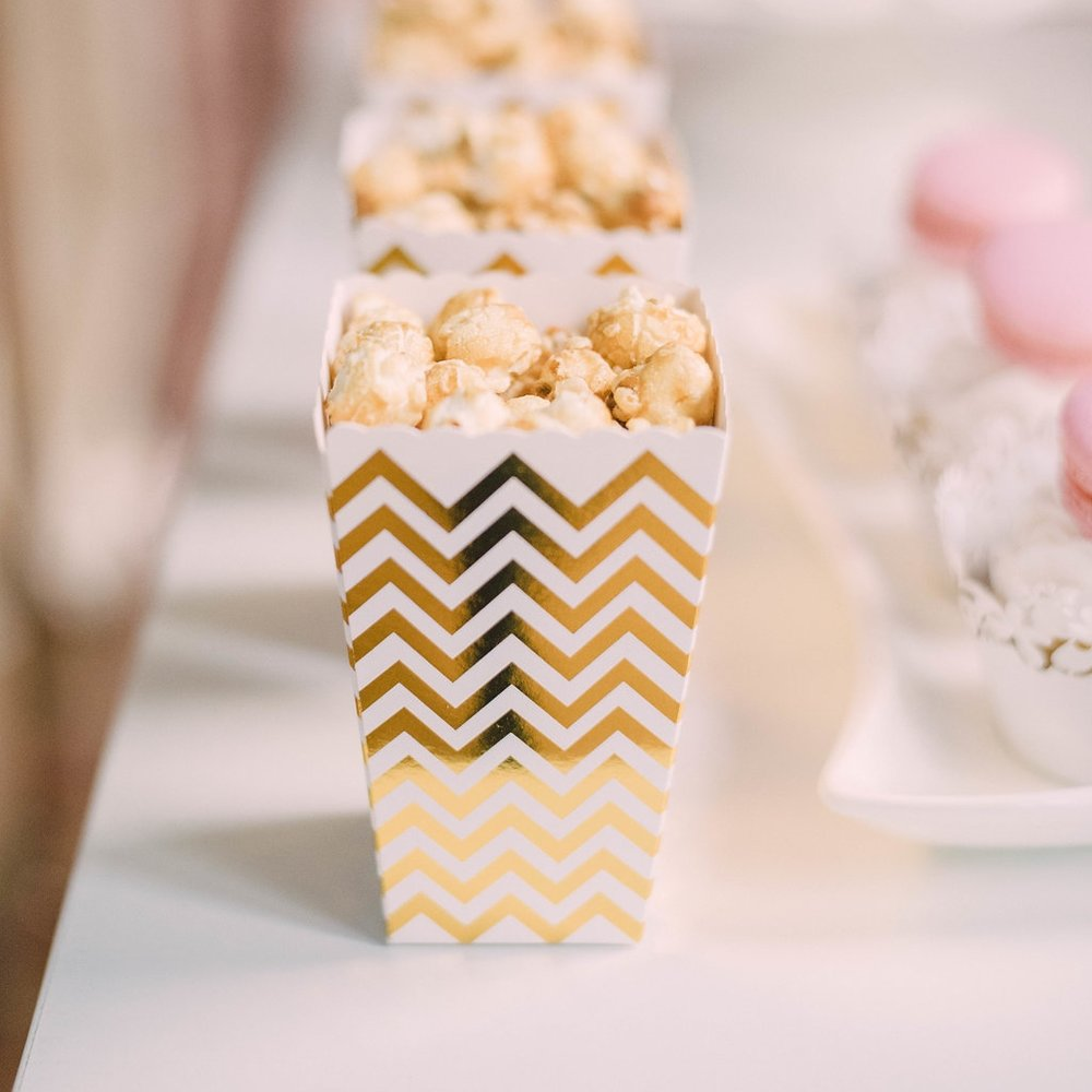 Salted Caramel Corn