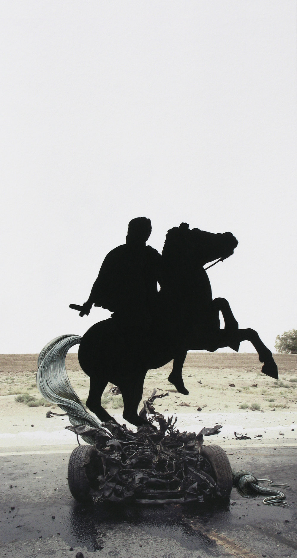 Equus: Kandahar with Alexander the Great, 2009