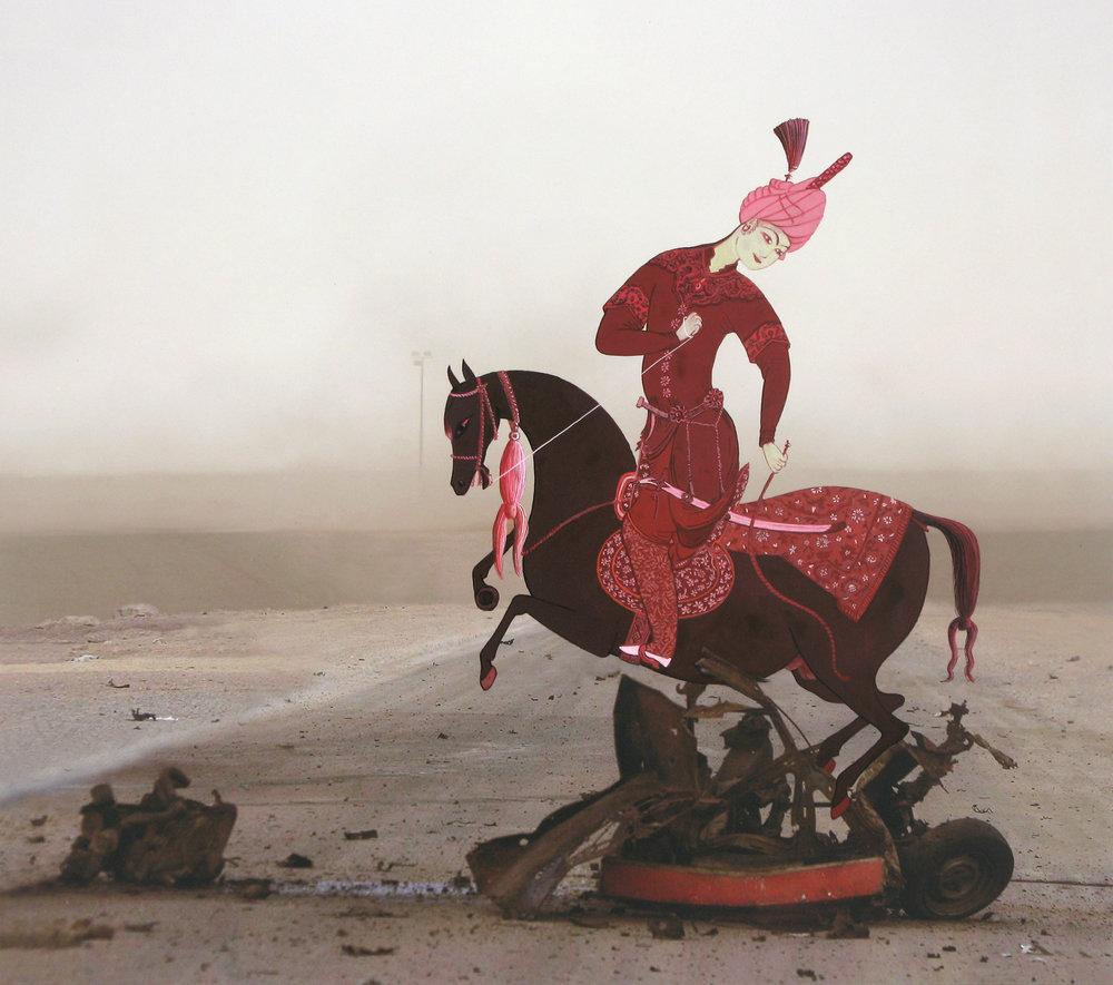 ROCKING HORSE 2010
