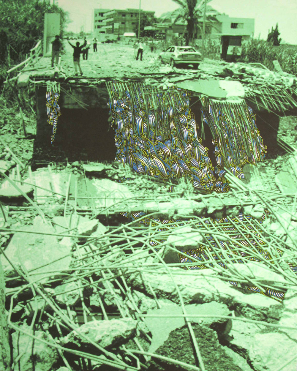 REFRASH (WATERFALL), 2007