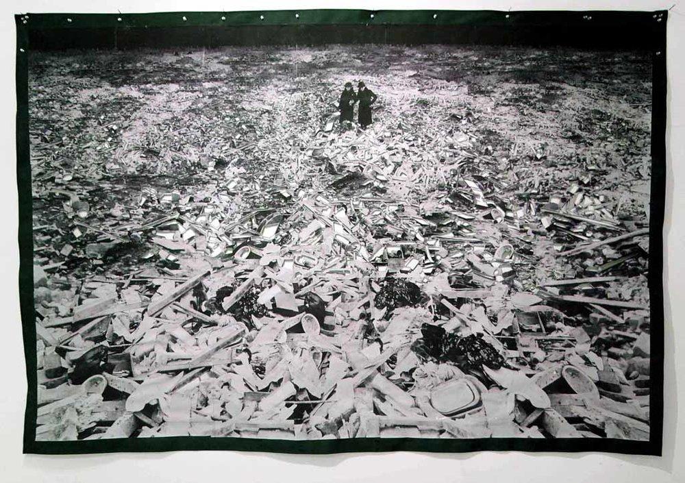 Heide Fasnacht, London Blitz III, 2011