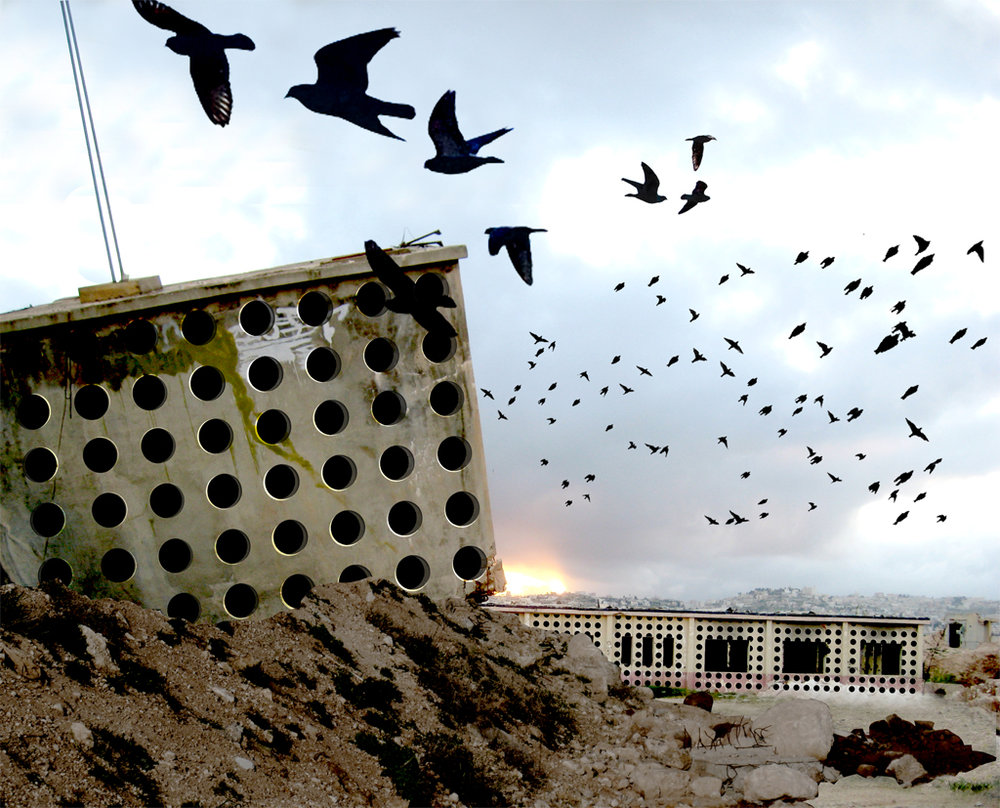Decolonizing Art and Architecture (DAAR), 2007