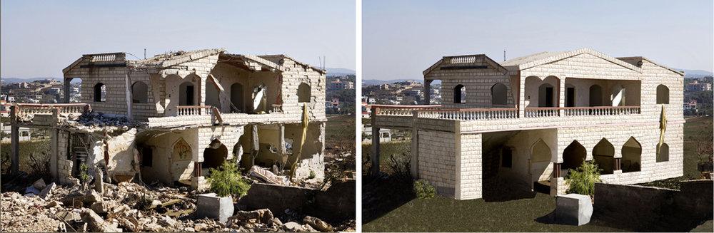 Lenka Clayton, Repairing Lebanon, 2007