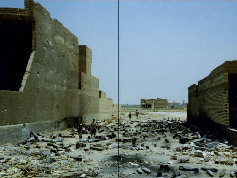 Monica Haller, Nate Lewis, Iraq, 2003