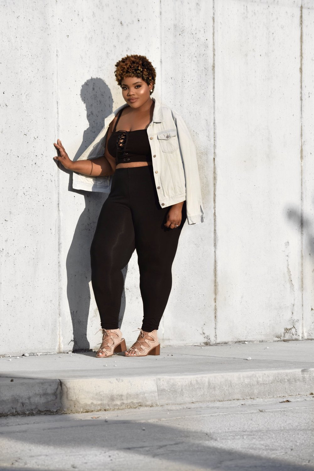 plus-size-black-leggings