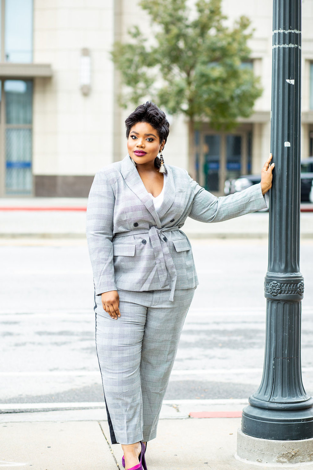 RACHEL ROY PLUS SIZE SUIT