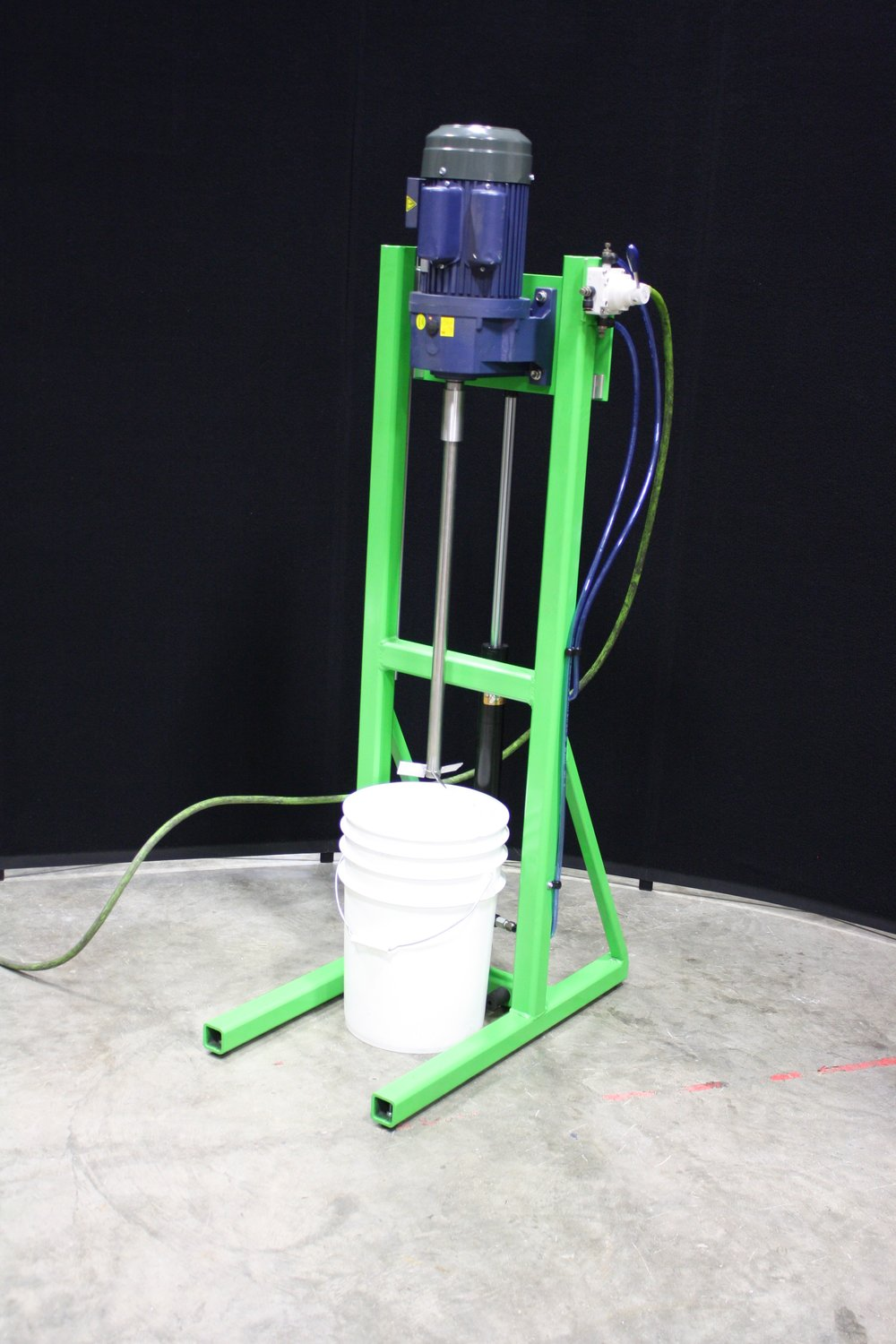 RimCraft 5 Gallon Mini Mixer for GFRC or GFRG applications