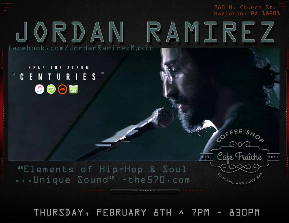 Jordan Ramirez Live