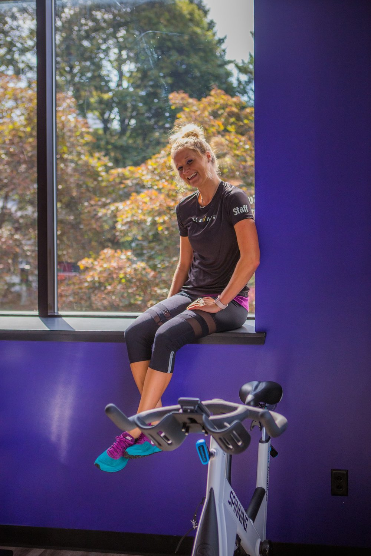 Stephanie Blahoski, Fitness Center Manager