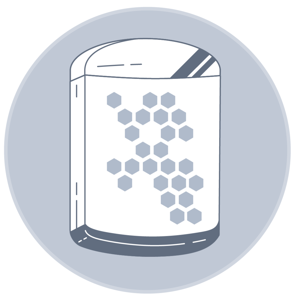 Air Quality Sensor icon
