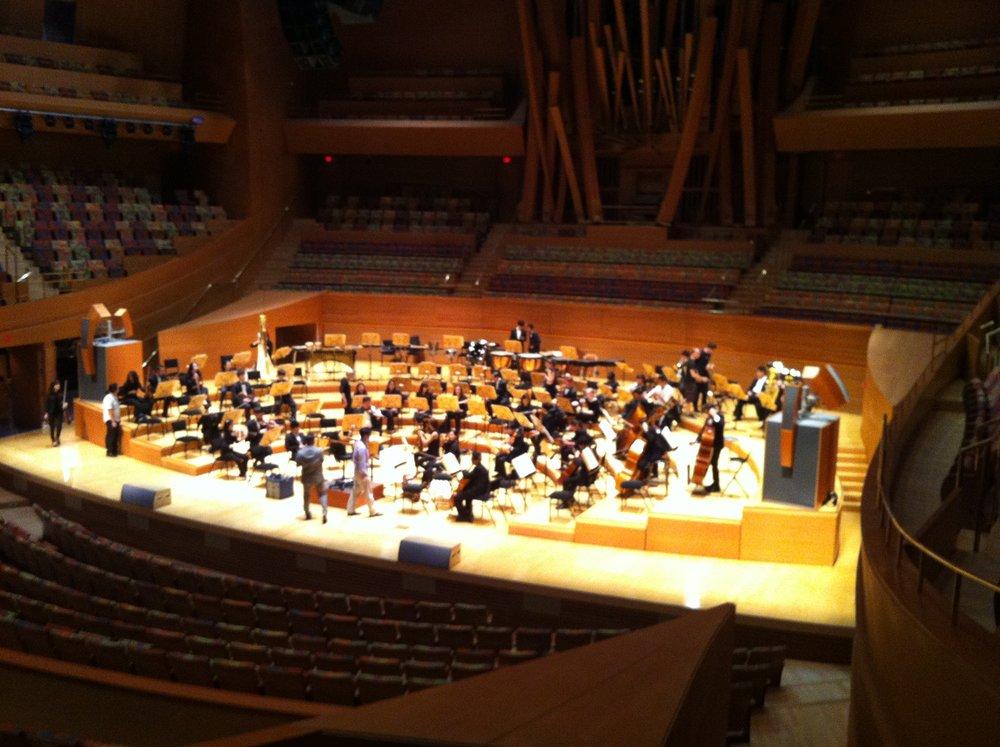 Brian McKnight @ Walt Disney Concert Hall